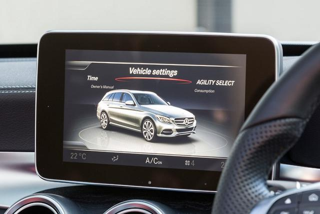 infotainment review: mercedes-benz comand - motoring.au