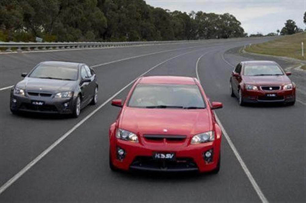 Hsv E Series Clubsport R8 Gts Senator Signature Motoring
