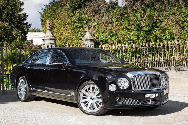 Bentley Mulsanne 2013: Road Test - motoring.com.au