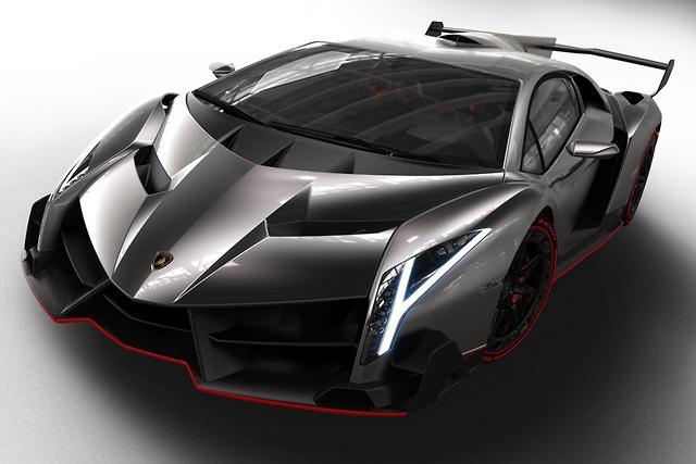 Confirmed Lamborghini Veneno Roadster Motoring Com Au