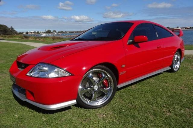 From The Classifieds 2001 Ford Falcon 300 Coupe Motoring