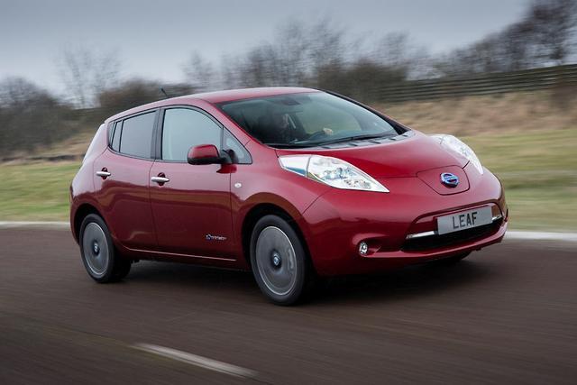 Nissan S Leaf Battery Replacement Program For Us Motoring Com Au