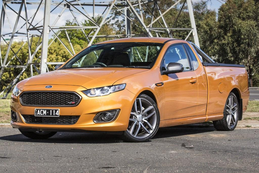 Ford Falcon Xr Turbo Ute  Review