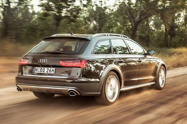 Audi A Allroad Launch Review Motoringcomau - Audi a6 allroad