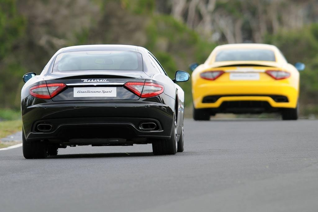 Maserati Granturismo Sport 2013 Launch Review Motoring
