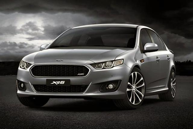 Ford Falcon Prices Slashed Motoring