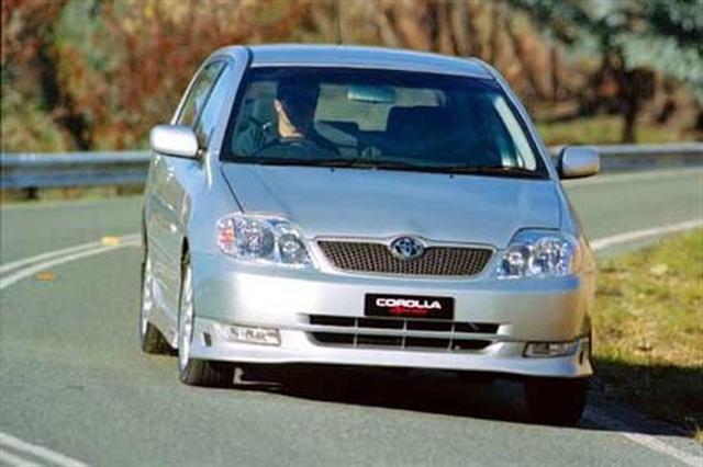Toyota Corolla Sportivo