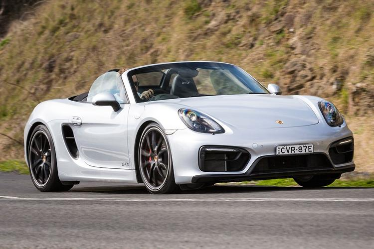 porsche boxster gts 2015 review. Black Bedroom Furniture Sets. Home Design Ideas