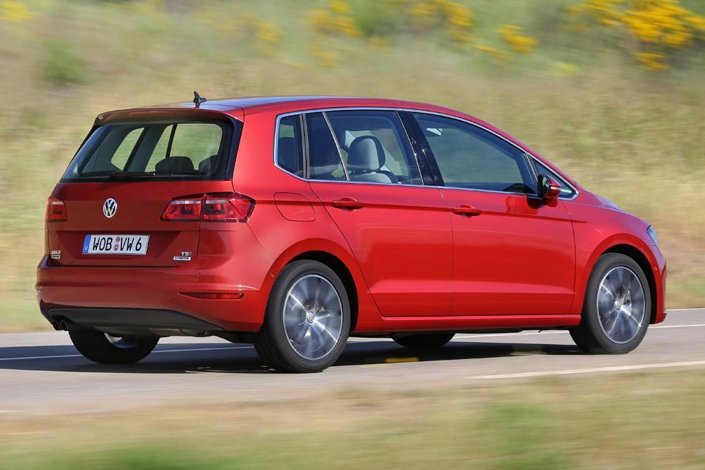 Volkswagen Golf Sportsvan 2014 Review Motoring