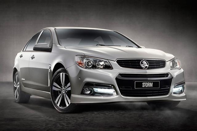 Holden Starts Another Storm Motoring Com Au