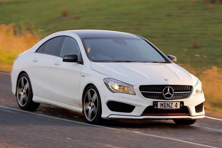 Mercedes-Benz CLA 250 Sport 4MATIC 2014 Review - motoring com au