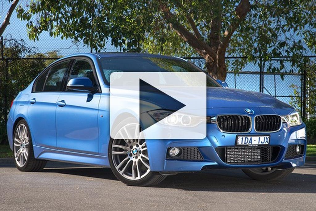 BMW 328i M Sport 2015: Video Review - motoring com au