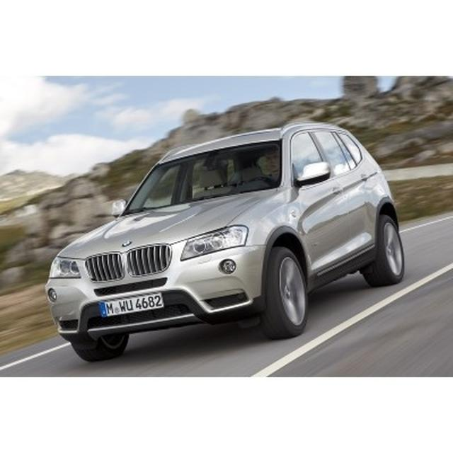 Official Images Of Second Generation BMW X3 Revealed