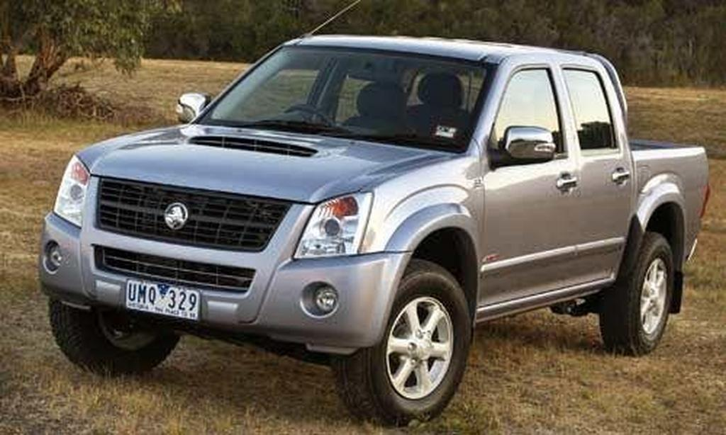 Holden Rodeo Range Motoring Com Au
