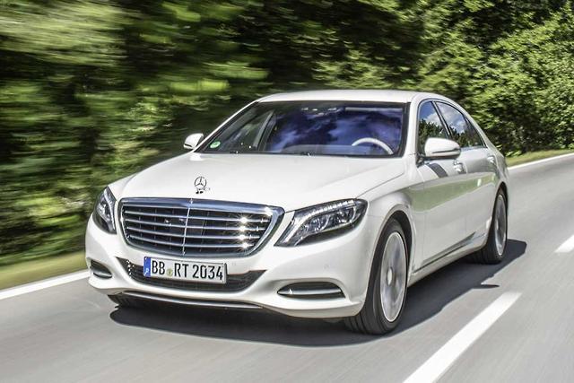 Mercedes-Benz S500 Plug-in Hybrid 2015 Review - motoring.com.au