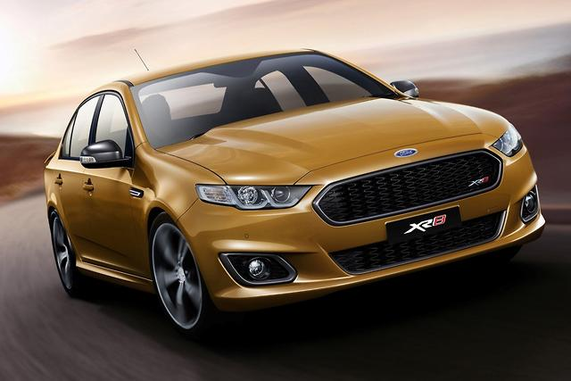 Confirmed: Ford to build 310kW XR6 - motoring com au
