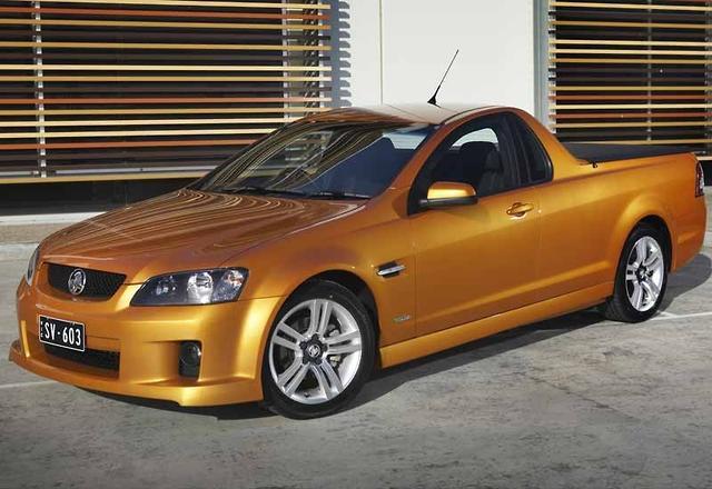Five Stars Confirmed For Holden Ute Motoring