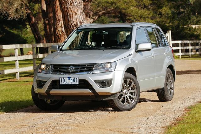 Suzuki Grand Vitara 2015 Review Motoring Com Au