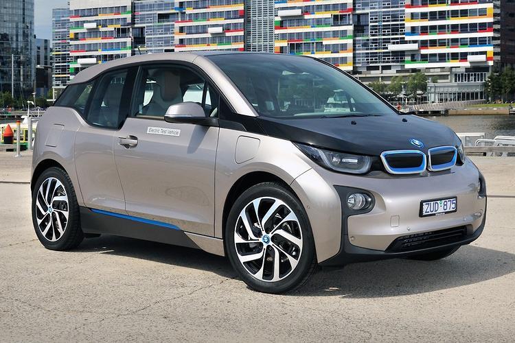 BMW i3 makes local debut - motoring.com.au