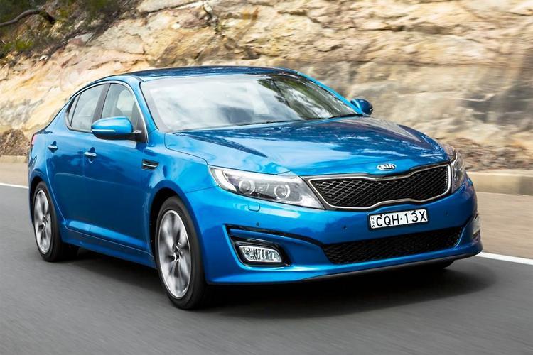 Kia Optima 2014 Review