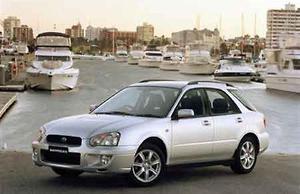 Subaru Impreza RS (2002-) - motoring com au