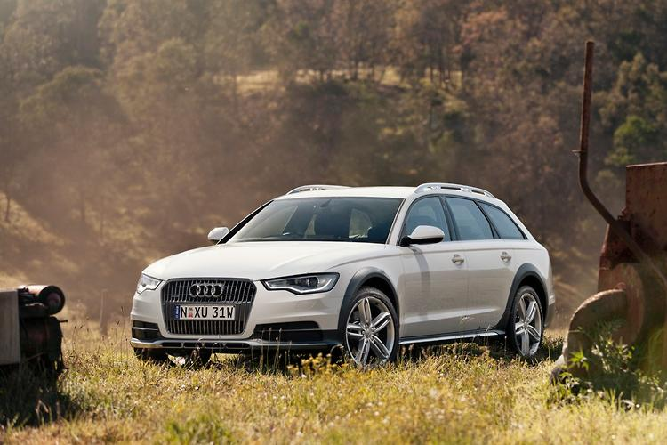 Audi A6 Allroad 2013 Launch Review Motoring Com Au