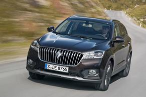 Borgward To Follow Suv With Sports Car Motoring Com Au