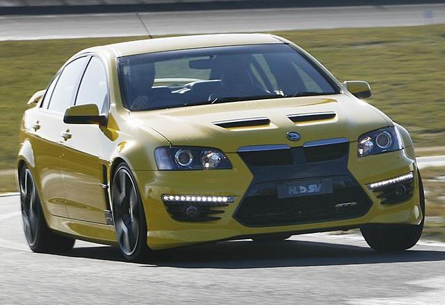 HSV E3-Series - motoring com au