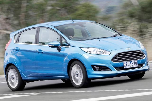 Ford Fiesta 2014 Review