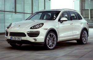 Porsche Cayenne revealed in detail - motoring com au