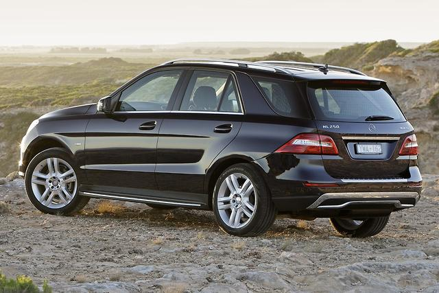 Mercedes benz ml launch review for How much is a mercedes benz suv