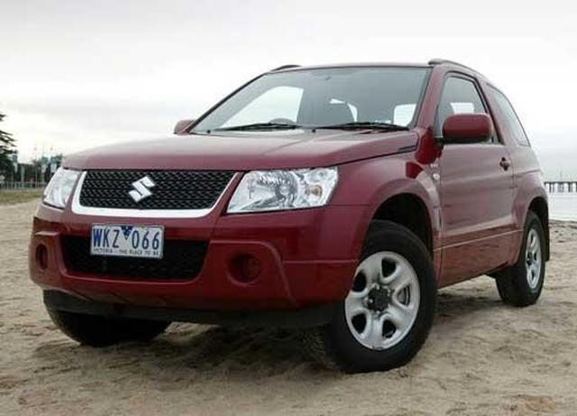 2007 suzuki grand vitara manual 4x4 review