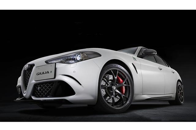 Alfa Romeo Giulia Quadrifoglio Carbonio Released Motoring Com Au