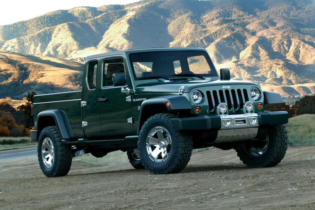 Jeep Wrangler Gladiator Pick Up Named Motoring Com Au