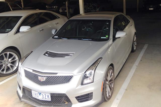 Gm Caught Testing Cadillacs In Australia Motoring Com Au