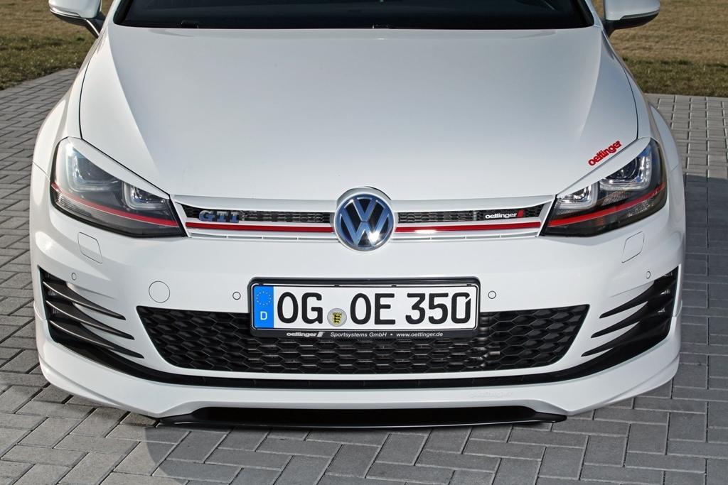 volkswagen to offer aftermarket kits for golf gti golf r. Black Bedroom Furniture Sets. Home Design Ideas