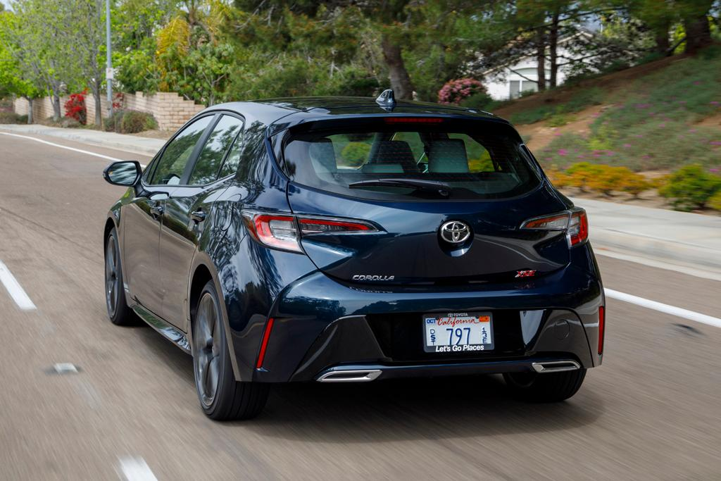 2019 Toyota Corolla Hybrid Due In August Motoring Com Au