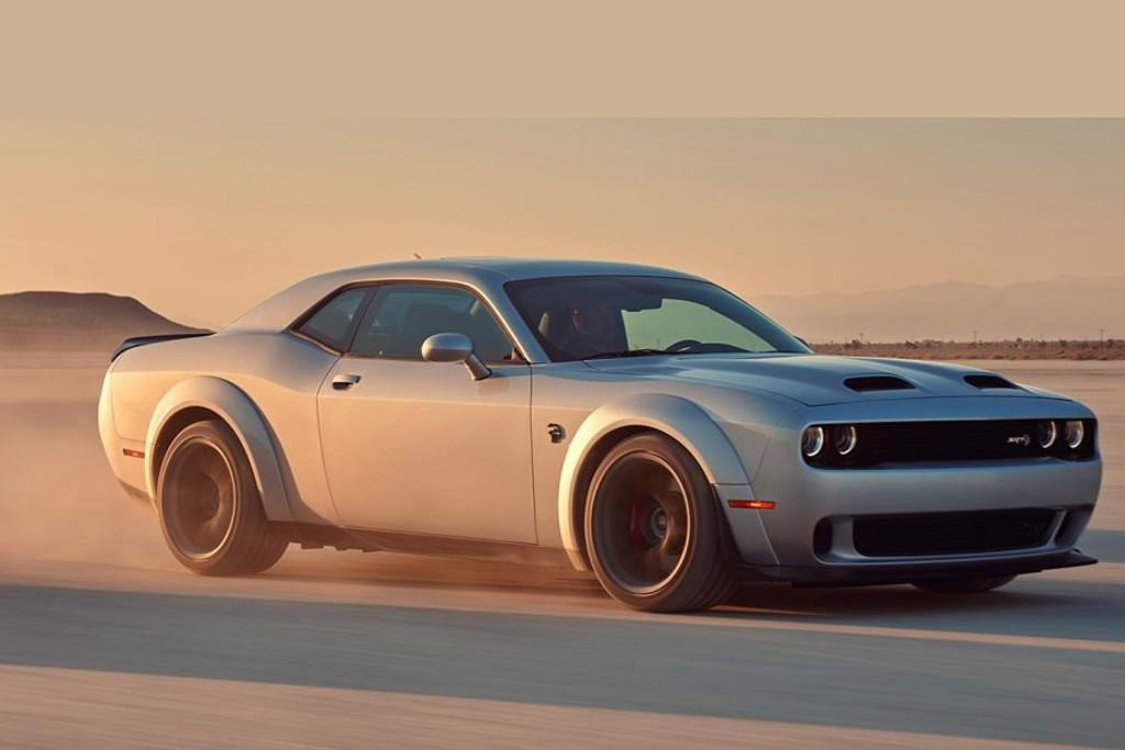 Dodge Unleashes 594kw Challenger Hellcat Motoring Com Au