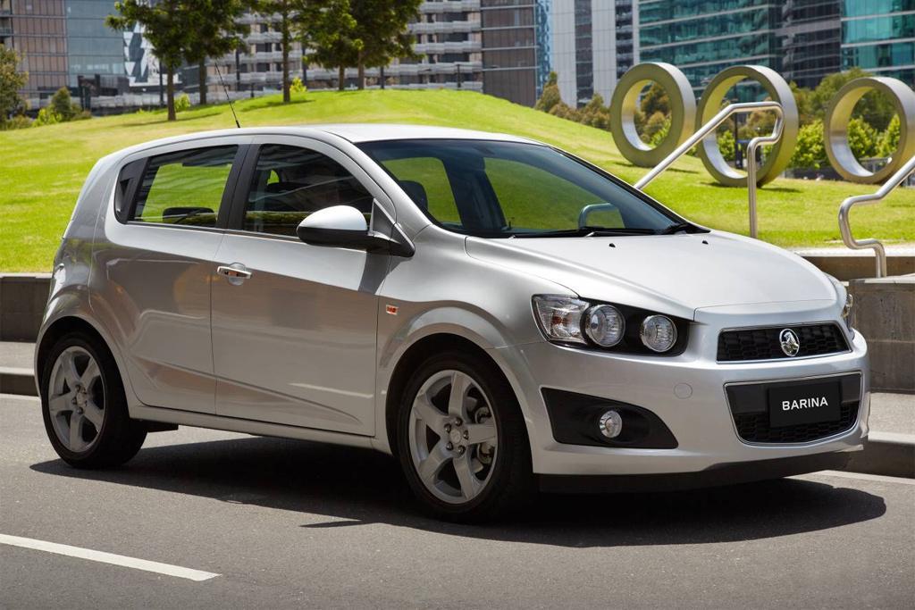 Holden Barina axed in Australia - motoring com au