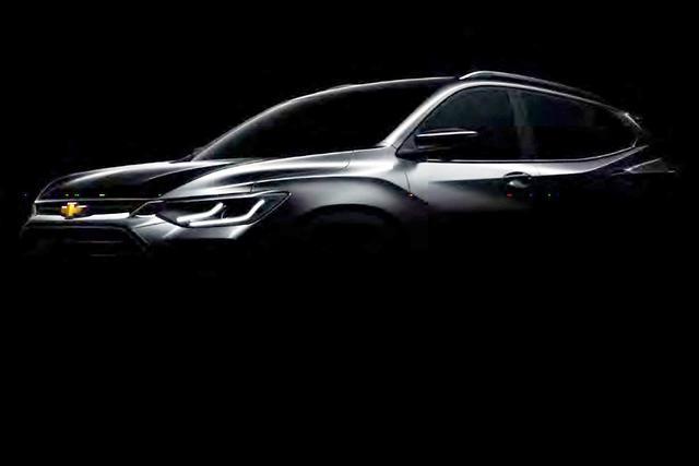 New Blazer SUV Inspires 2020 Chevy Trax >> Next Gen 2020 Holden Trax Teased Motoring Com Au