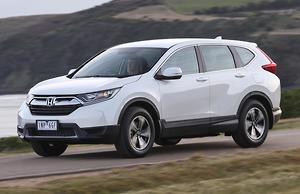 Honda Cr V Vi 2018 Review