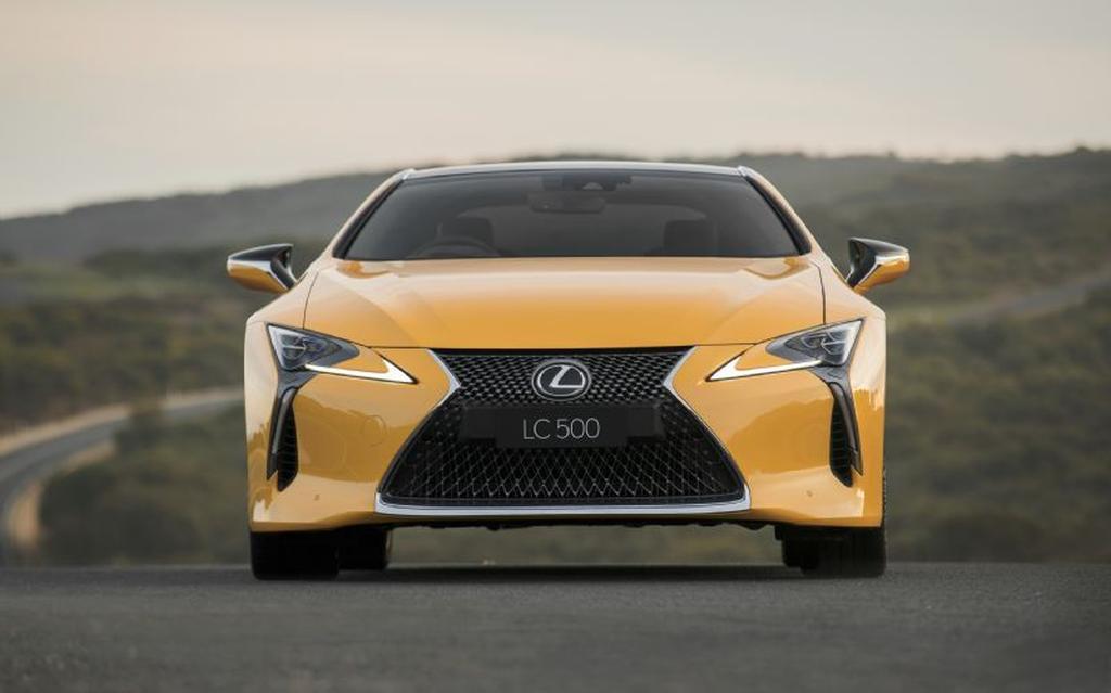 Lexus Named J D Power S Most Dependable Brand Motoring Com Au