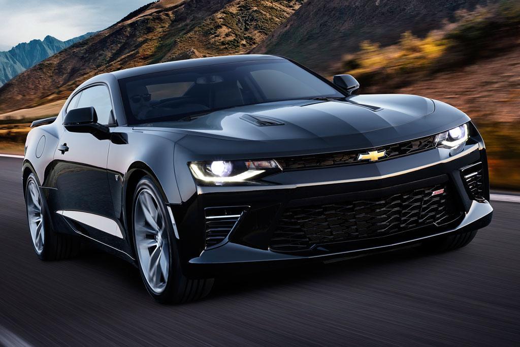 Full details: Chevrolet Camaro by HSV - motoring com au