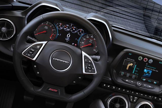 Full Details Chevrolet Camaro By Hsv Motoring Com Au