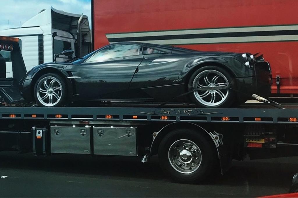 Pagani Huayra hits Australia - motoring.com.au
