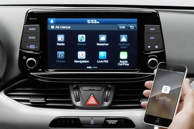 Hyundai i30 Infotainment Review - motoring com au