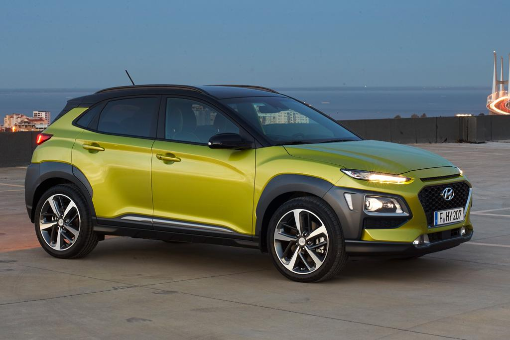 hyundai confirms kona ev for oz. Black Bedroom Furniture Sets. Home Design Ideas