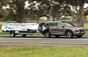 Hyundai Santa Fe Highlander 2019 Video Review - motoring com au