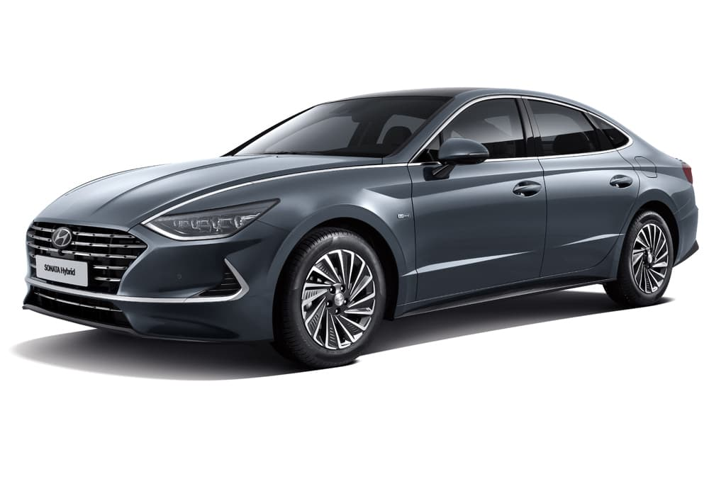 2020 Hyundai Sonata Hybrid Breaks Cover Motoring Com Au
