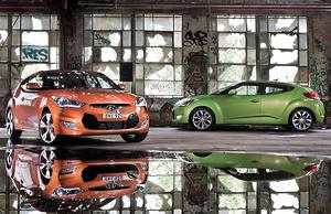 SEMA: Performance parts for new Hyundai Veloster - motoring com au